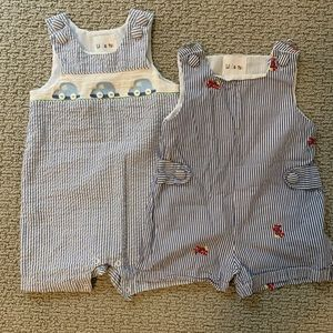 Other - Lil Cactus smocked outfits